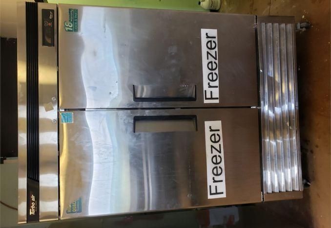 Turbo Air Freezer