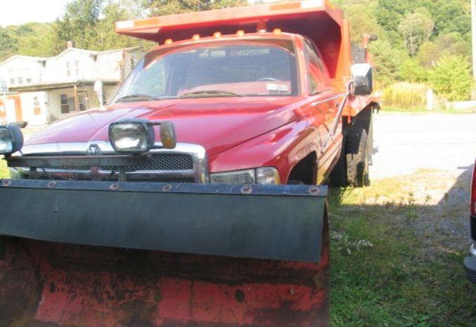 1994 Dodge Dump Truck