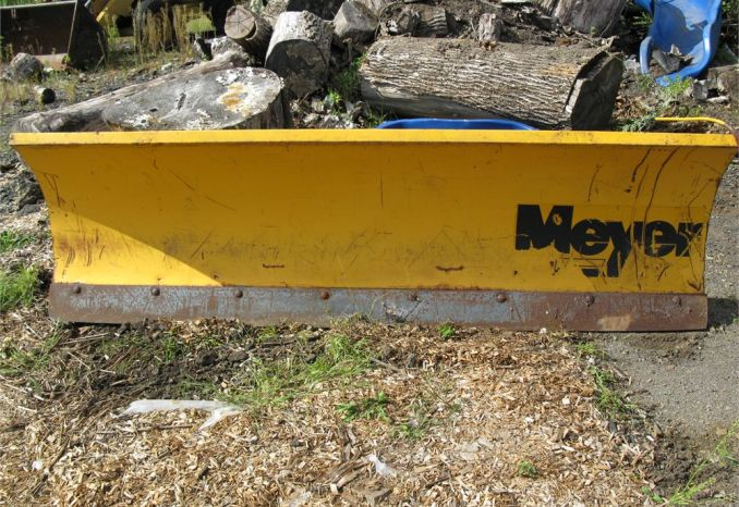 Meyer 6FT Plow Blade