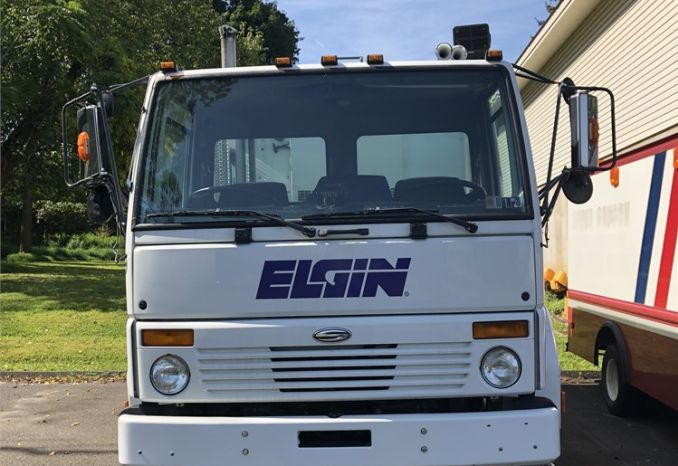2000 Sterling/Elgin GeoVac Sweeper