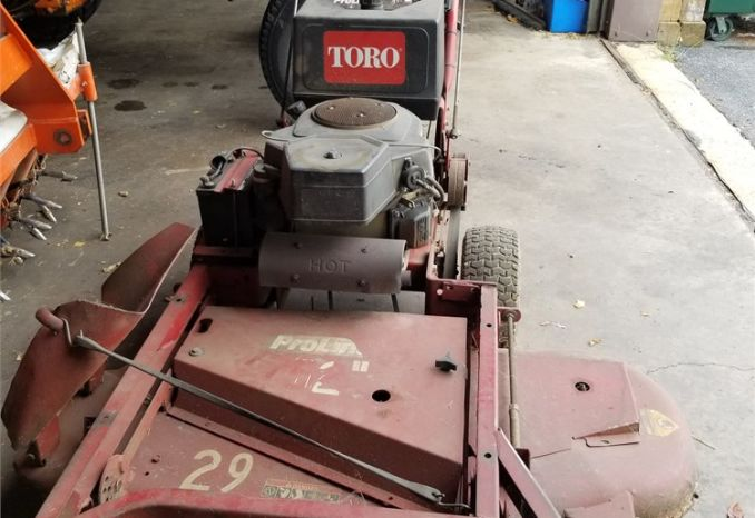 Toro Walk-Behind Mower