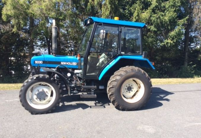 1996 5030 NEW HOLLAND TRACTOR