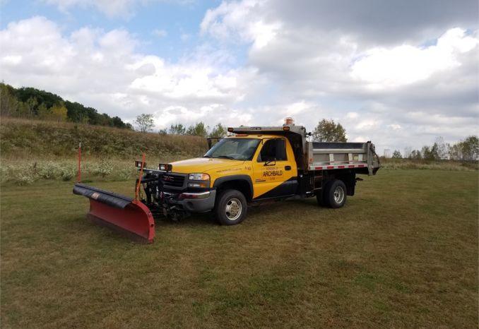 2005 GMC Sierra 3500 (1 Ton) Dump Truck
