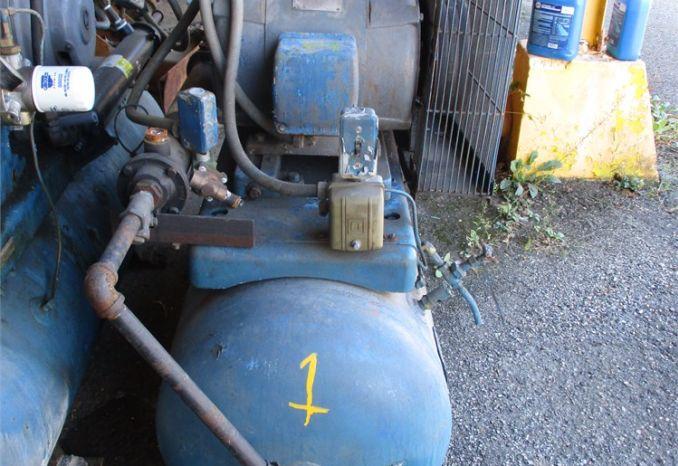 Quincy Basic Compressor Pump Model 350L