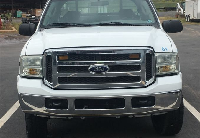 2005 Ford F-250 4x4