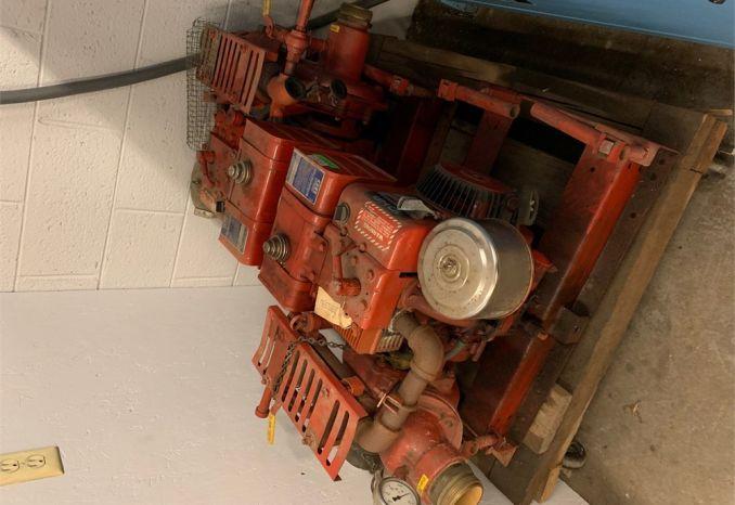 Portable Gorman-Rupp Pump (2 Available) 1