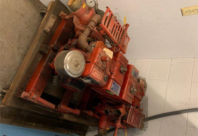 Portable Gorman-Rupp Pump (2 Available) 2