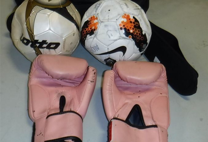 Ladies Sports Items