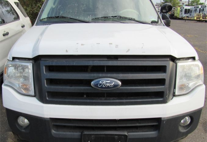 2014 Ford Expedition 4X4-DSS2294