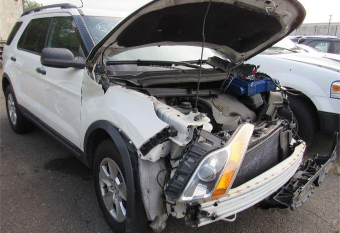 2012 Ford Explorer AWD-DSS2293