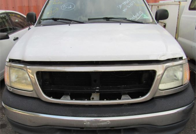 1999 Ford F250 Pick Up-DSS2291