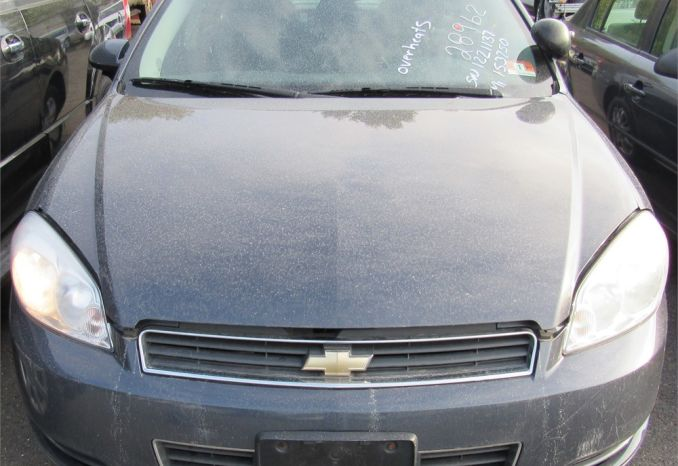 2009 Chevy Impala-DSS2296