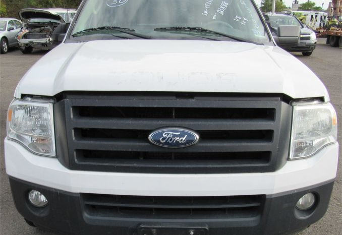 2014 Ford Expedition 4X4-DSS2301