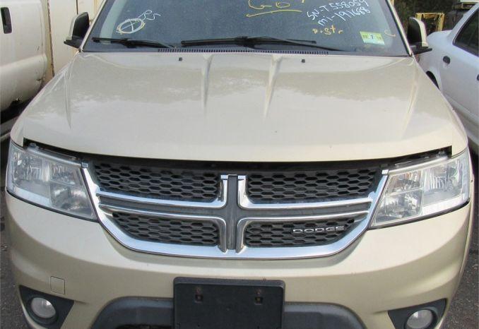 2011 Dodge Journey-DSS2292