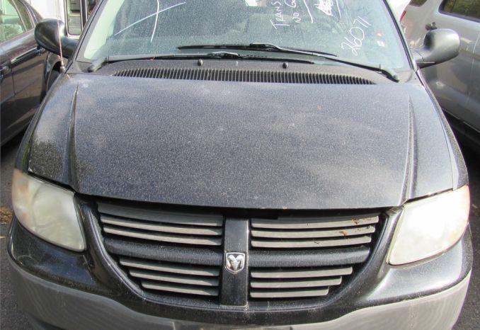 2006 Dodge Caravan-DSS2304
