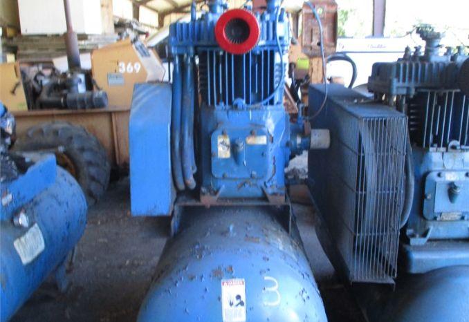 Quincy Compressor Model 350
