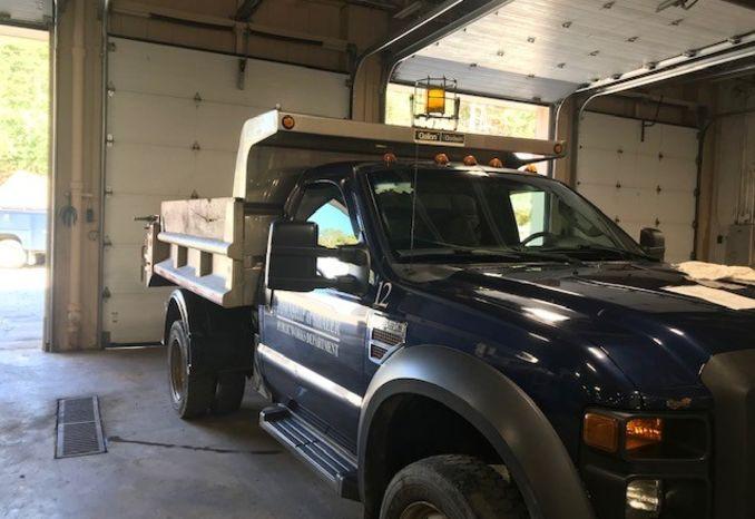 2010 Ford F-550 Dump Truck (#12)