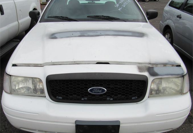 2010 Ford Crown Victoria-DSS2314