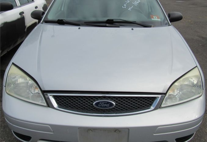 2007 Ford Focus Wagon-DSS2313