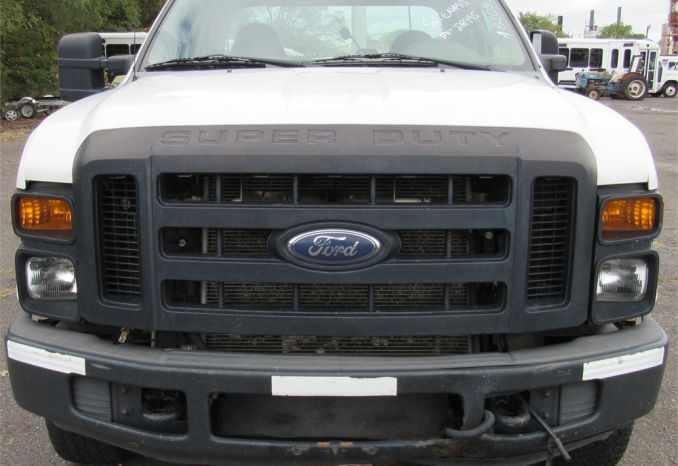 2008 Ford F250 4X4 PICK UP-DSS2315