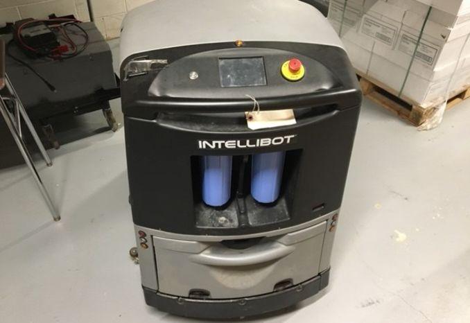 2014 Hydrobot by Intellibot Floor Scrubber Machine