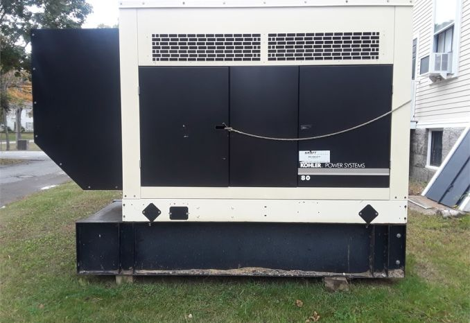 Kohler Power Systems Generator
