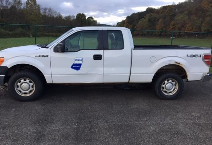 2011 Ford F150 TK - VIN 1FTEX1EM4BFD19145 - 4WD