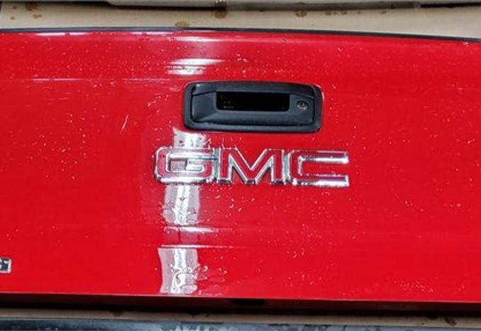 2015 GMC Sierra 2500 HD Tailgate