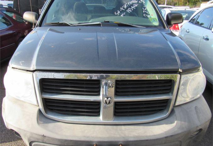 2007 Dodge Durango 4x4-DSS2324