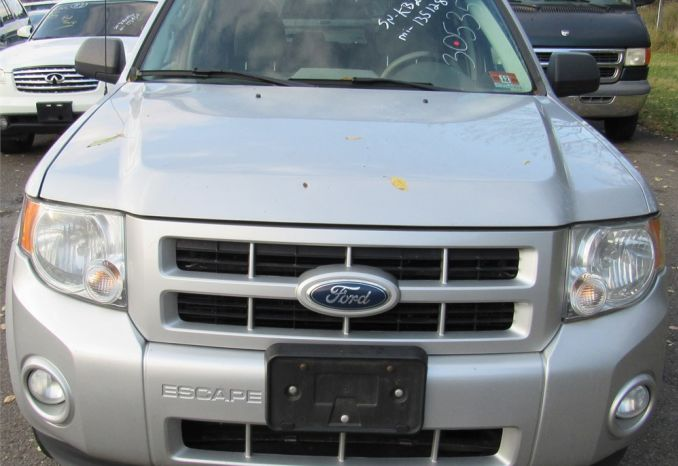 2012 Ford Escape Hybrid-DSS2322