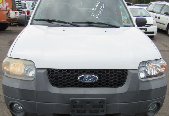 2006 Ford Escape Hybrid 4wd-DSS2334