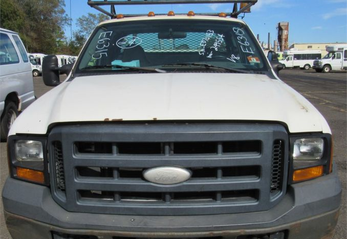 2006 Ford 350 Pick Up-DSS2318