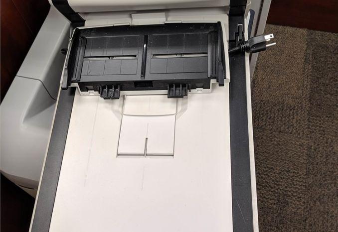 F1-6230Z Fujitsu Scanner total of 2 scanners