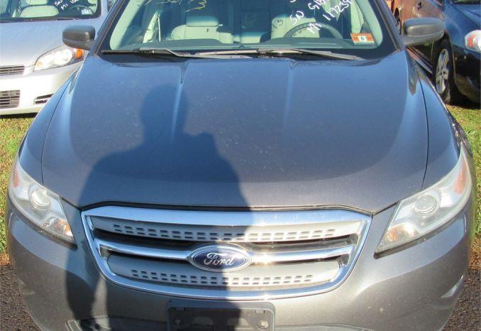 2011 Ford Taurus-DSS2341
