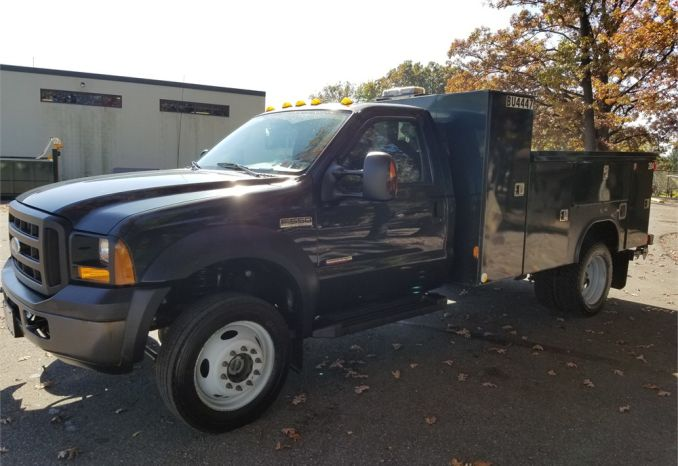 2007 Ford F-550 Super Duty 4x4