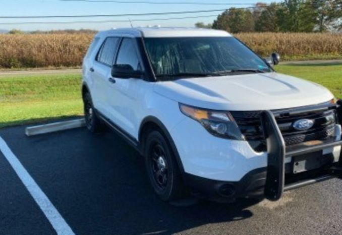 2015 Ford Explorer - White