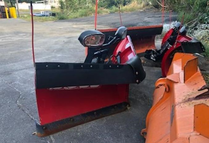 BOSS POWER V-XT V-PLOW