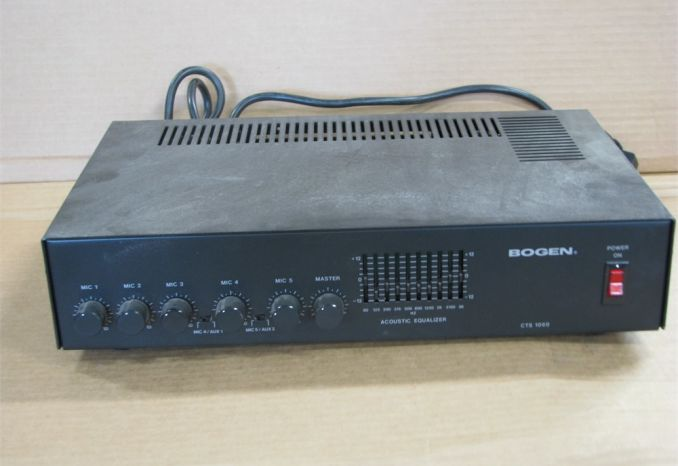 Public Address Amplifiers with Mic Mixers