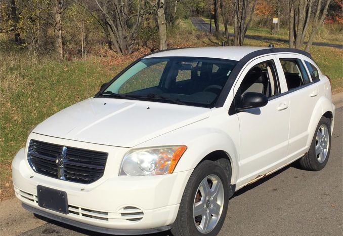 2009 Dodge Caliber - Runs & Drives