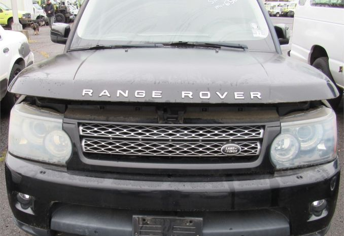 2010 Range Rover 4wd-DSS2358