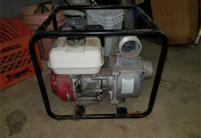 "3"" Honda Trash pump"