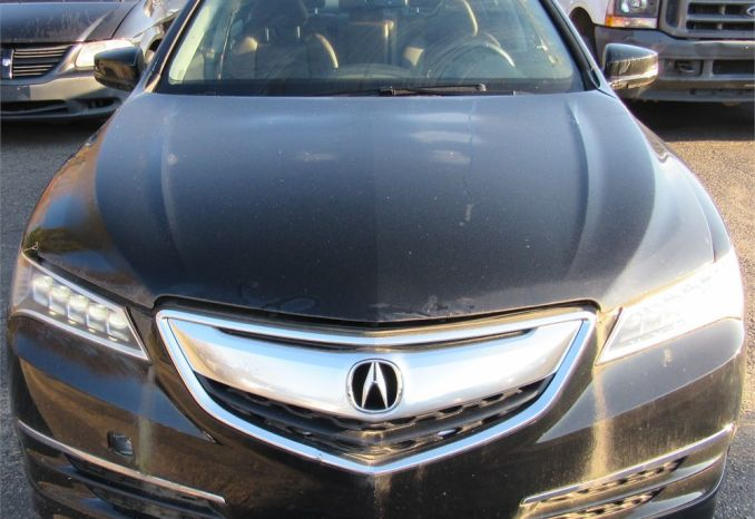 2015 Acura TLX-DSS2368