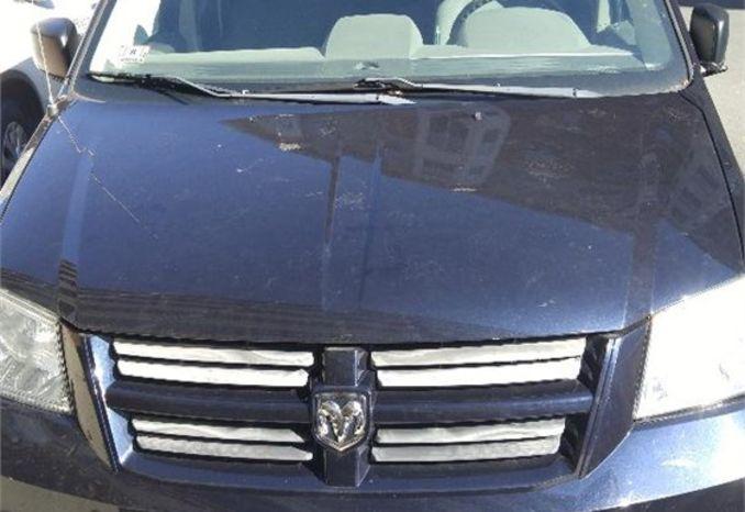 2010 Dodge Caravan Van
