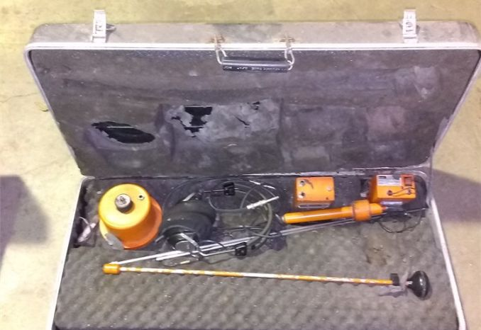 Aqua-Scope Leak Detector FOR PARTS