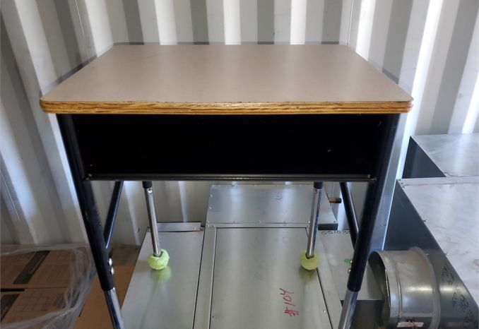Elementary School Desks- Qty 10 desks (1 of 6)