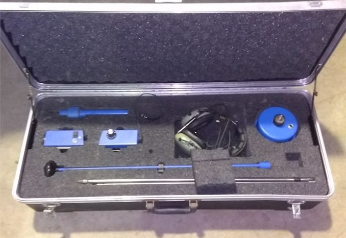 Aqua-Scope Leak Detector