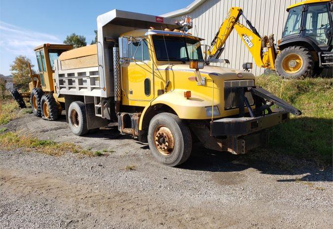 1997 Peterbilt Dump Truck