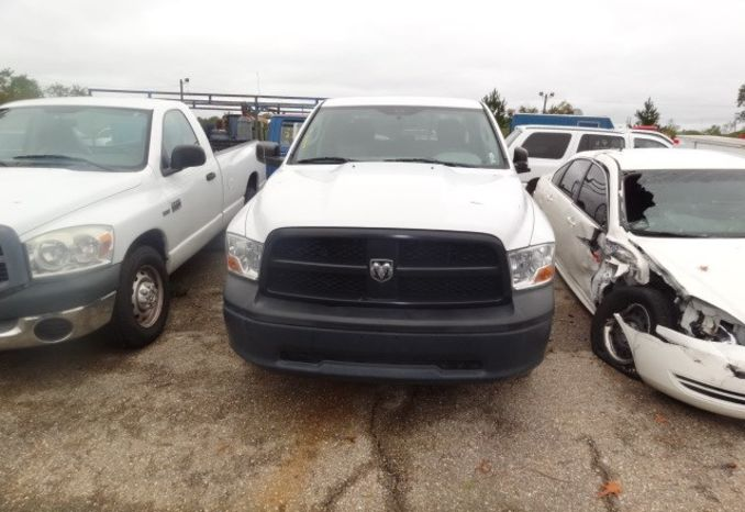 2012 Dodge Ram 1500 4x4 in good condition