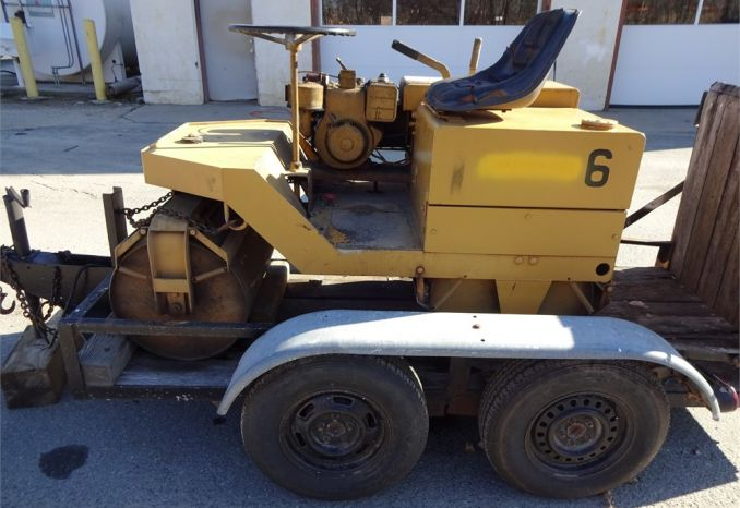 STOW Enconoroll Roller Model R2000