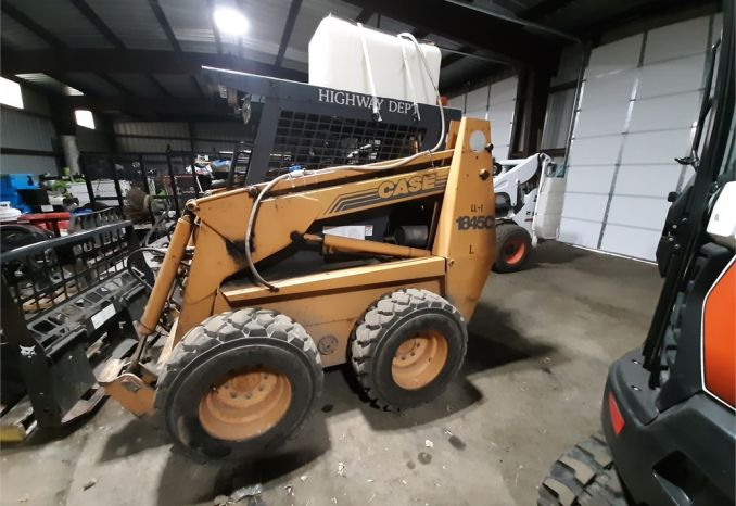 2000 Case Skid Loader